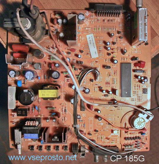Схема daewoo kr2132fl