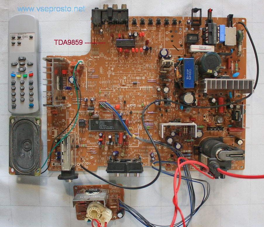 Lg шасси mc-049b схему