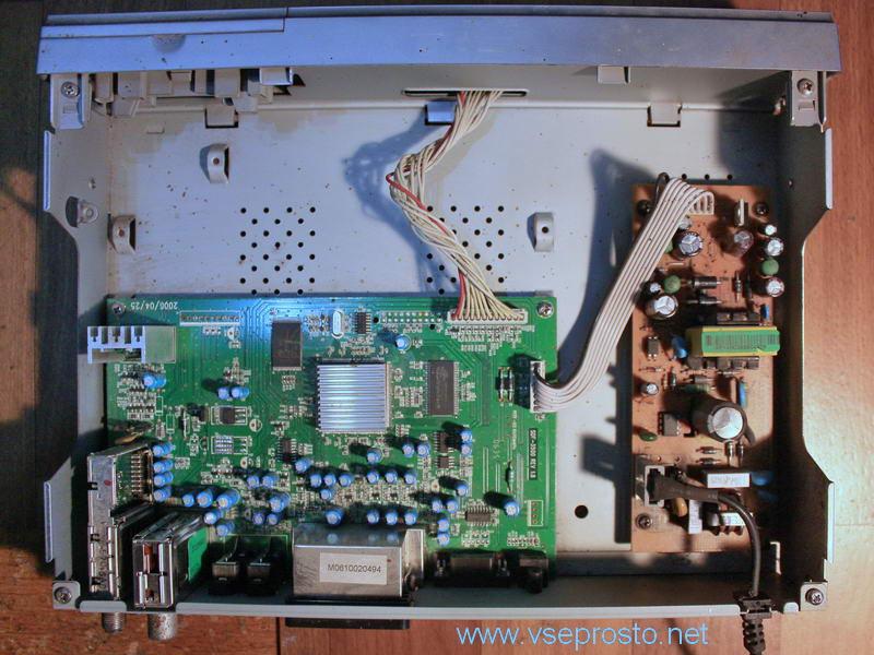 Схема openbox f300