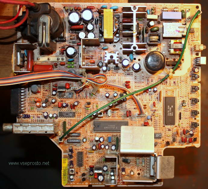 Samsung ck 5085zr схема 262