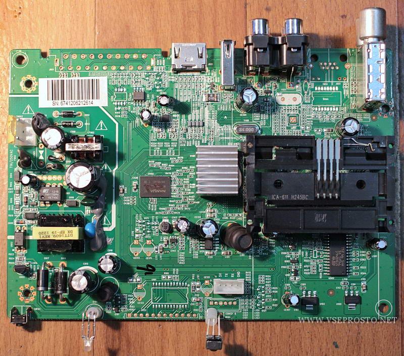 Цифровой тюнер DVB-2 Strong